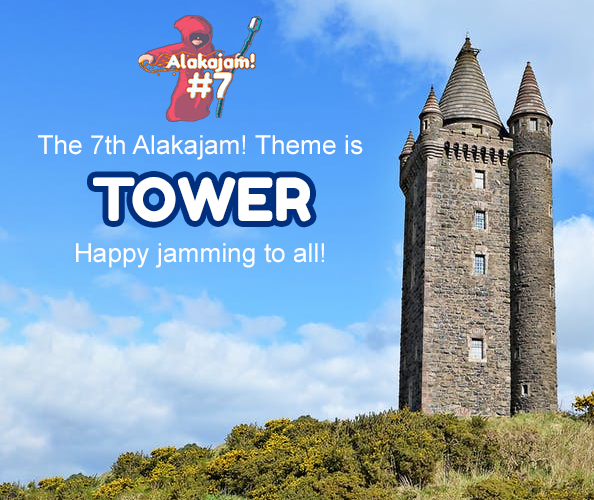 Jamician announcing the theme of Tower